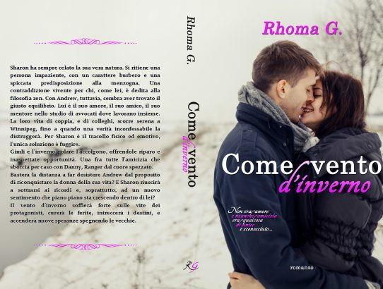 """Come vento d'inverno"" è on line su Amazon..."